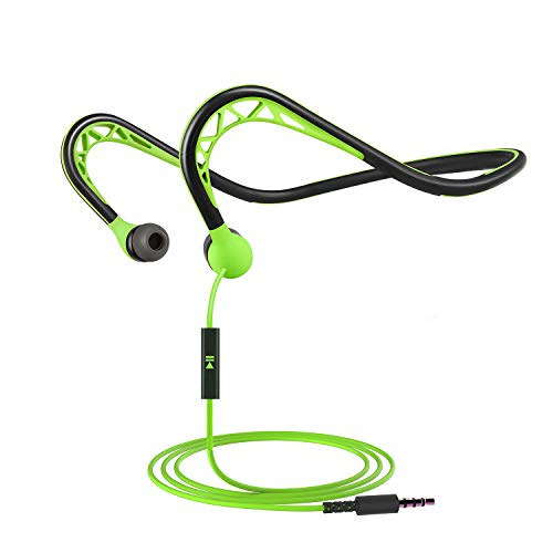 MUCRO Wired Headphones in-Ear Sports Headphones for ()
