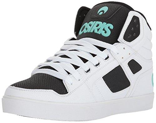 UK Black White Clone Opal Osiris 12 Shoes EtXwqccO