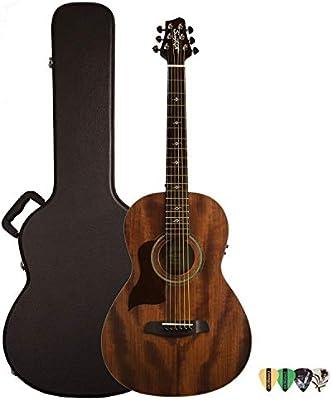 Sawtooth - Guitarra acústica de 6 cuerdas (ST-MH-AEP-LH-KIT-1 ...