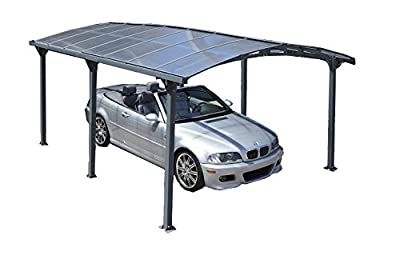 Gazebo Penguin 455006 ACAY All Season Carport with Gutter