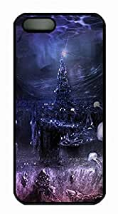 Case Cover Deidara's Shop Christmas Gifts 6378321M301932220 the Ancient City in the Darkness Designs For Iphone 5C Phone Case Cover PC Material Black Kimberly Kurzendoerfer