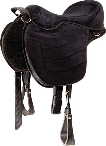 - Cashel Soft Saddle G2 - BLACK\LARGE