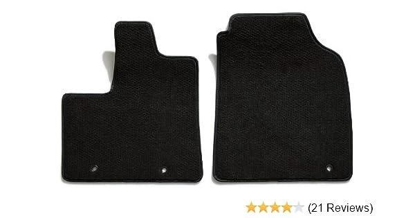 Premium Nylon, Gray Premier Custom Fit 2-piece Front Carpet Floor Mats for Dodge Ram