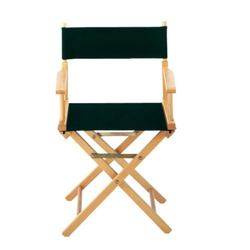 Replacement Canvas Seat and Back for Directors Chair (Canvas Only), CANVAS, BLACK