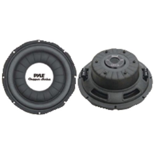PYLE PRO PLWCH12D Chopper Series Shallow-Mount Subwoofer (12
