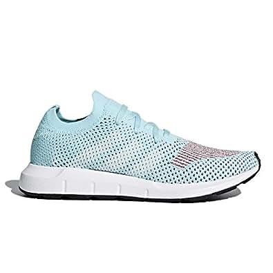 adidas Womens CQ2034 Swift Run Primeknit Size: 5.5