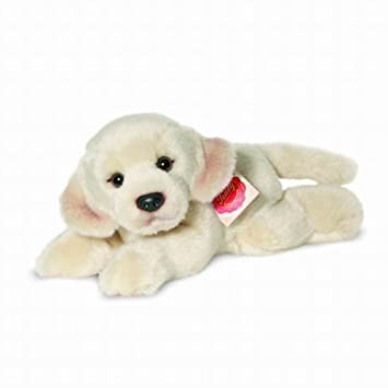 Peluche 23 Tumbado Teddy Colección Hermann Labrador Cm 927075 KcJlF1