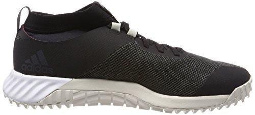 Adidas Crazytrain Pro 3.0 Trf M, Carbone / Cblack / Talc, 10 M Us