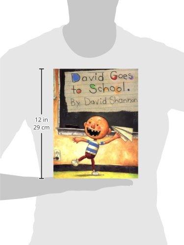 David Goes To School by Blue Sky Press AZ (Image #2)