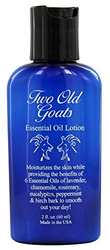 Two Old Goats Essential Oil Lotion, 2 oz