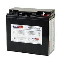12V 22AH SLA Battery Replacement for CAT CJ3000 2000 Peak Amp Jump Starter