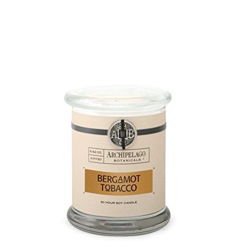Archipelago Bergamot Tobacco Glass Candle product image