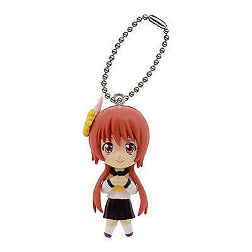 - Anime nisekoi Swing mini figure Strap mascot Key Chain MARIKA TACHIBANA JAPAN
