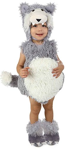 Princess Paradise Baby Vintage Beau The Big Bad Wolf Deluxe Costume, As As Shown, 18M/2T