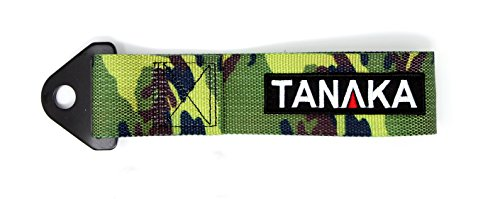 Tanaka High Strength Tow Strap (Camouflage) ()