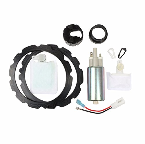 MOSTPLUS 255LPH High Performance & High Pressure EFI Fuel Pump & Install Kit # 128 For Mustang GT Supercar 1998-2011