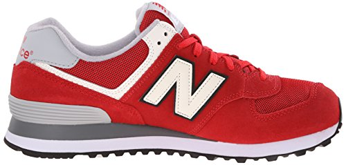 New Balance Herren ML_wl574v1 Sneakers Pink (Pink/White)