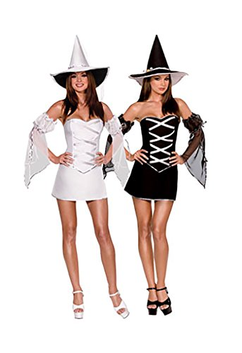 [Which Witch - Reversible Witch Costume (Large)] (Good Witch And Bad Witch Costumes)