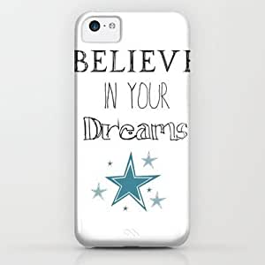 Society6 - Believe In Your Dreams iPhone & iPod Case by Zen And Chic
