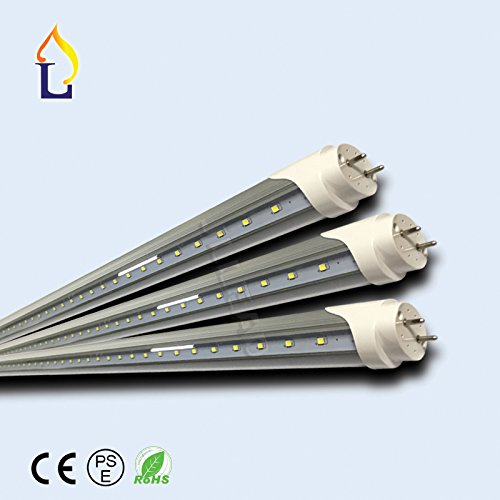 (25 PACK) 3ft 36W Led T8 led tube Light G13 Bulbs V-shaped double row/pcb high brighness lamp SMD2835 by JLLEAD
