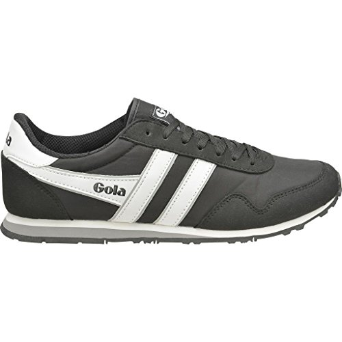 ainer Sneakers | Black/White/Grey - 12 ()