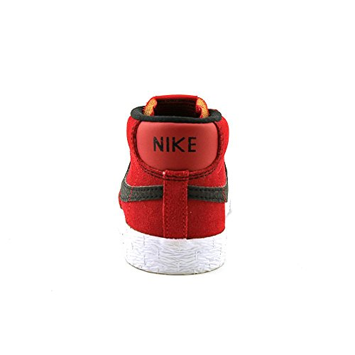 Nike BLAZER MID VINTAGE (TD) unisex bambino, pelle, sneaker alta