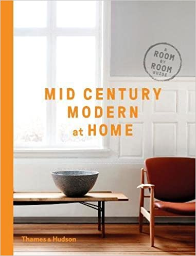 Mid Century Modern At Home A Room By Room Guide Dc Hillier