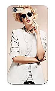 QueenVictory 731d3fc533 Case Cover Skin For Iphone 6 (agyness Deyn)/ Nice Case With Appearance