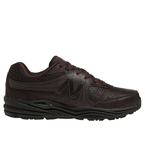 888098093018 - New Balance Men's MW840 Walking Shoe,Brown,13 4E US carousel main 0