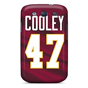High-end Cases Covers Protector For Galaxy S3(washington Redskins)