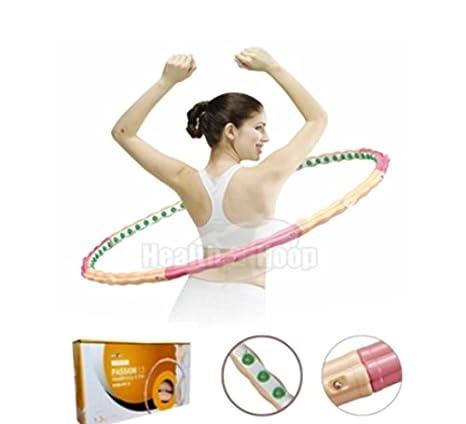 amazon com health hoop passion hula hoop magnetic massage 2 86lbHealth Hoop #7
