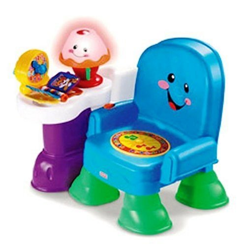 Laugh & Learn: Musical Learning Chair by Fisher-Price
