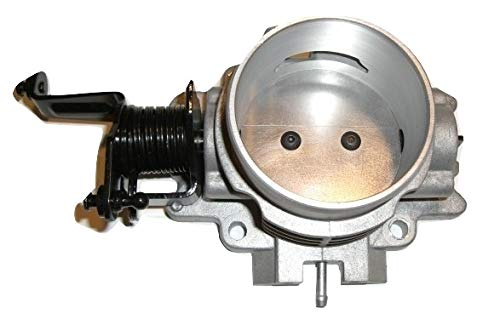 Throttle Body Shop 10416 remanufactured & bored 62mm for Jeep 1996-2003 Wrangler, Cherokee, Grand Cherokee 4.0L