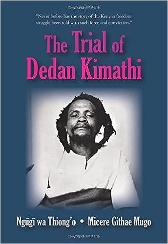 Mfoni mbuayɛ ɛma The Trial of Dedan Kimathi