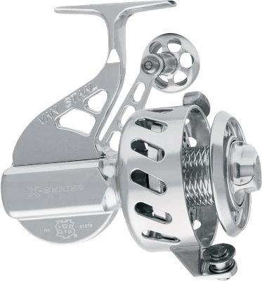 Van Staal VS X-Series 200 Spinning Reel Silver - VS200SXP (200 Reel)