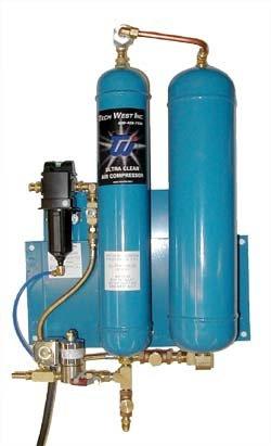 Tech West Ultra Clean Desiccant Air Dryer - Dual UCAD12D-230 by Tech-West