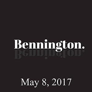 Bennington, Don Jamieson, May 8, 2017 Radio/TV Program