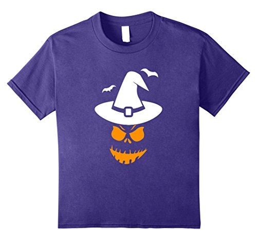 Kids Scary Face Halloween Costume Tee Shirt 12 (Best Couples Halloween Costume Ideas 2017)