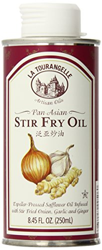 La Tourangelle, Pan Asian Stir Fry Oil, 8.45 Fl. (Fried Rice Noodles)