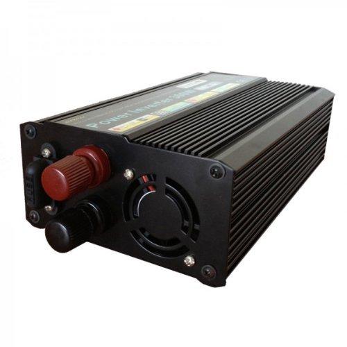 Sellande Convertisseur de Tension 12V vers 220V Puissance 300W Signal Pur Sinus/_EXPEDIE Depuis LA France