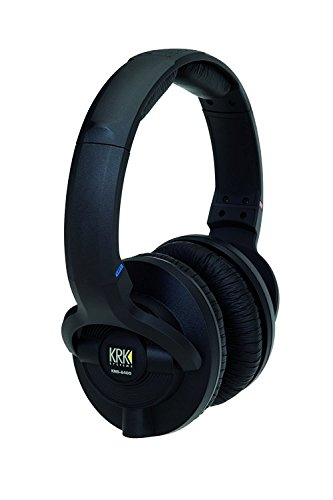 KRK KNS 6400 On-Ear Closed Back Circumaural Studio Monitor -