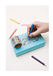 Kikkerland Color Your Own Washi Tape (ST76)