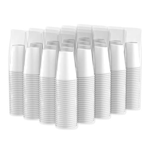 Amazon Brand - Solimo 12oz Paper Hot Cup, 500 Count by Solimo (Image #3)