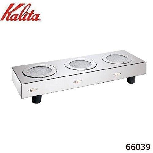低価格で大人気の Kalita(カリタ) 66039 3連光プレート B0109M89UQ 66039 Kalita(カリタ) B0109M89UQ, オオダイチョウ:ad3c2154 --- arianechie.dominiotemporario.com