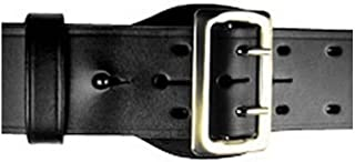 product image for Boston Leather SAM Browne Buckle - Black