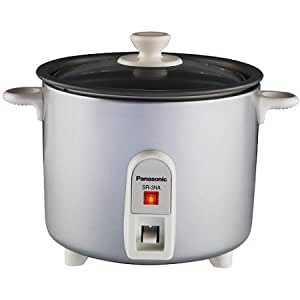 Amazon.com: Panasonic 1.5-Cup Rice Cooker: Kitchen & Dining