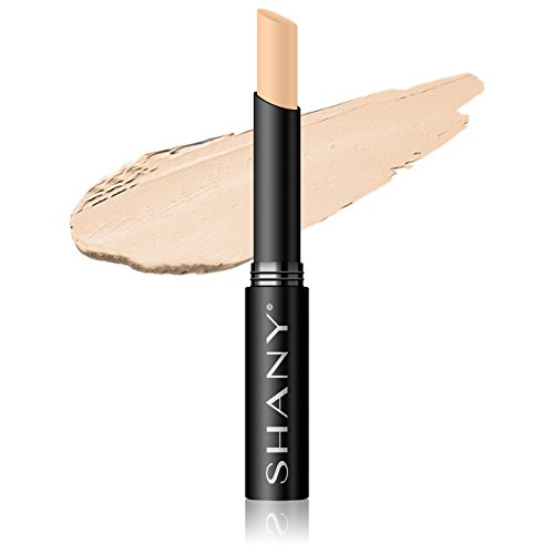 SHANY Creme Concealer Stick Paraben/Talc Free, LW3, 1 Ounce