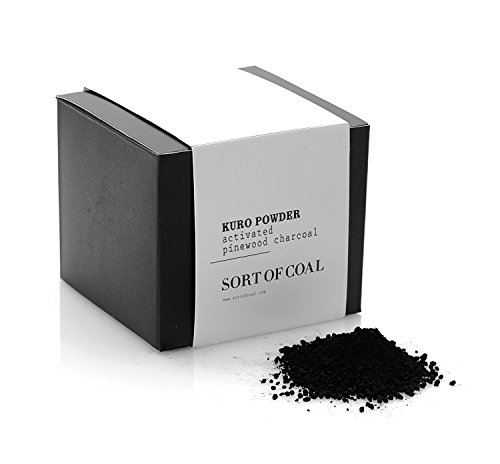 Sort of Coal - Edible Kuro Activated Charcoal Powder by Sort of Coal