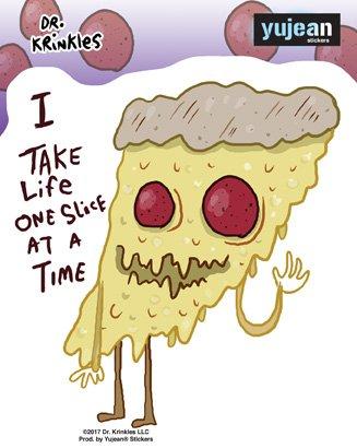 Dr. Krinkles, Pizza Slice -