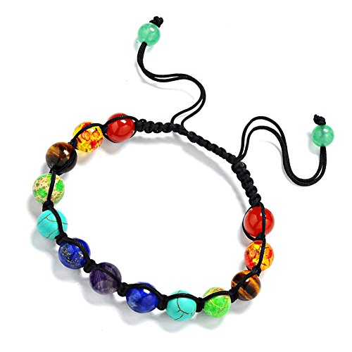 Leefi Bracelets Healing Balance Braided